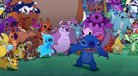 Stitch And Cousins Names Ratsorios - lilo x26amp; x3cbx3estitchx3c ...